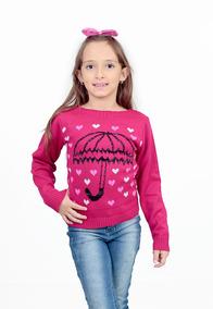 Blusa Infantil Guarda Chuva - Ref. 572