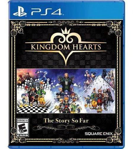 Kingdom Hearts: The Story So Far - Ps4 Mídia Físca Lacrado