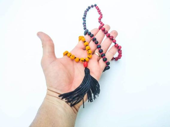Colar Boa Energia Amuleto Indígena Umbanda 5