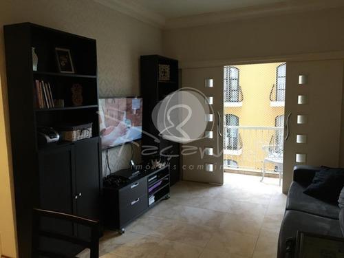 Apartamento Para Venda No Cambuí Em Campinas- Imobiliária Campinas - Ap04228 - 69275654