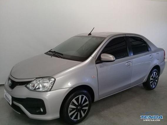 Toyota Etios Sedan Xs-at 1.5 16v Flex, Qnk7598
