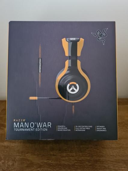 Headset Razer Man O