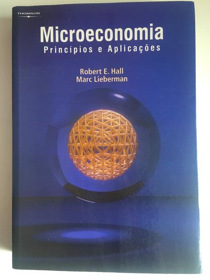 Livro De Microeconomia, Robert Hall E Marc Lieberman
