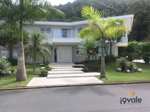 Linda Casa Com Conceito E Modernidade No Condominio Costa Verde - Ca1611