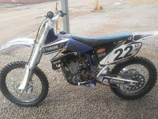 Vendo Moto Yz 250 2005
