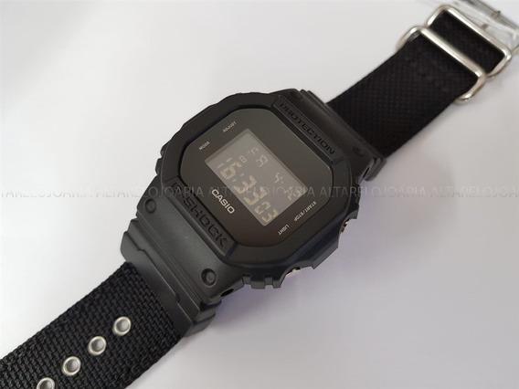 Relógio Masculino Casio Gshock Squad Dw5600bbn1