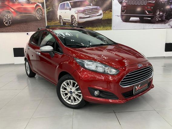 Ford Fiesta Ha 2014 1.5 S 5p