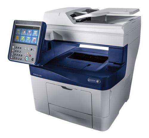 Impresora Laser Xerox Wc3655 Oficio Efecto Espejo D. Oficial