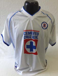 Camisa Cruz Azul Mexico 2002 - Pepsi