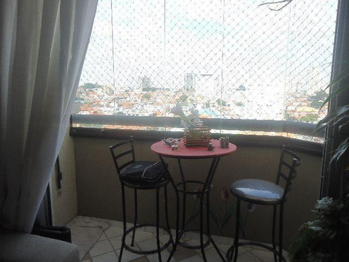 Apartamento Com 2 Dormitórios À Venda, 60 M² Por R$ 371.000,00 - Mooca (zona Leste) - São Paulo/sp - Ap5386