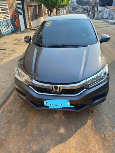 Imagem 1 de 4 de Honda City 2019 1.5 Dx Flex 4p