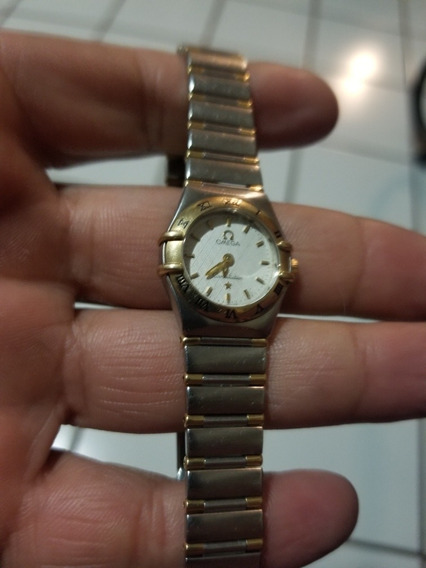 Reloj Omega Constellation (dama) (usado)
