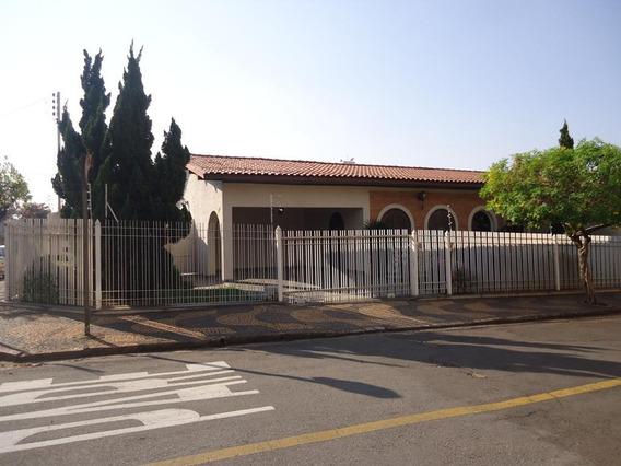 Casa Para Aluguel, 4 Quartos, 4 Vagas, Vila Santa Catarina - Americana/sp - 5169