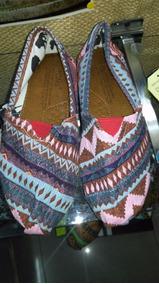 Calzado Toms Baletas Alpargatas Zapatillas Tennis Zapatos