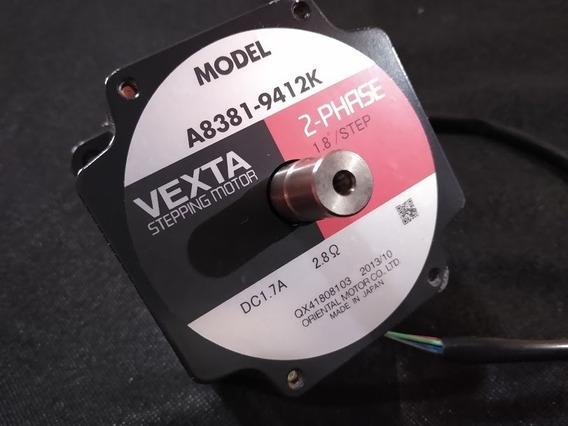 Motor Vexta 2 Fases Mod A8381-9412k Dc 1,7a -2,8 Ohms