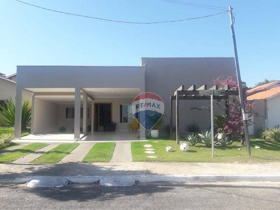 Condomínio Bosque Dos Ipês - 4 Quartos Com 3 Suites - Ca0829