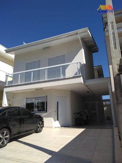 Sobrado À Venda, 179 M² Por R$ 680.000,00 - Vila Moraes - Mogi Das Cruzes/sp - So0408