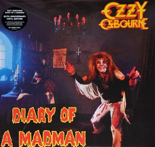 Diary Of A Madman - Osbourne Ozzy (vinilo)