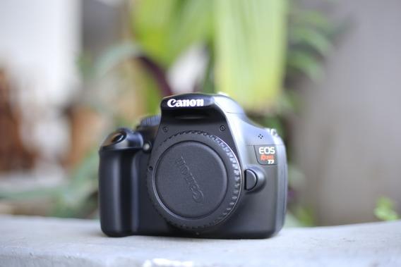 Canon T3 1.200 Cliks (simplesmente Perfeita)