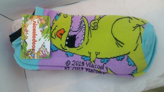 Calcetines Nuevos Originales Nickelodeon Reptar Hey Arnold