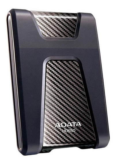 Hd Externo 1tb Adata Portátil Anti Choque Hd650 2,5 Usb 3.1