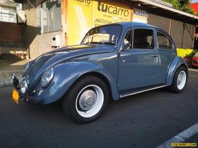 Volkswagen Escarabajo 1.6cc