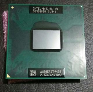 Intel Core 2 Duo T9400