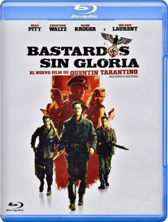 Blu-ray Bastardos Sin Gloria Nuevo Original Elfichu2008