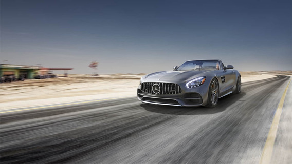 Mercedes Benz Amg Gtc Roadster Entrega Inmediata
