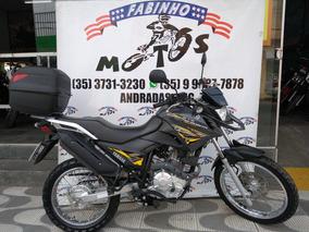 Yamaha Xtz 150 Crosser Ed Cinza 2017 Novíssima!