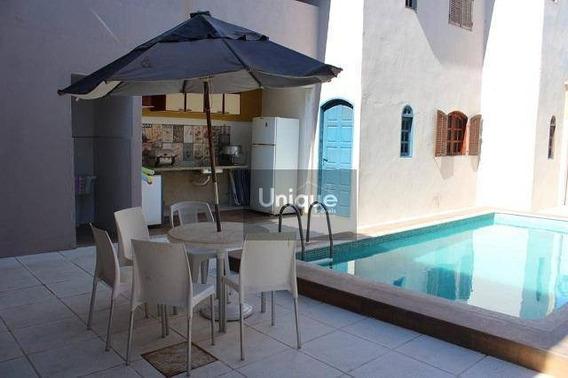 Casa Residencial À Venda, Palmeiras, Cabo Frio. - Ca0590