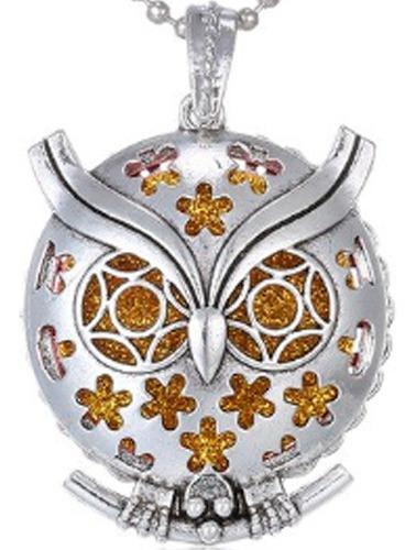 7 Colar Corrente Difusor Pessoal Perfume Aromas Aromaterapia
