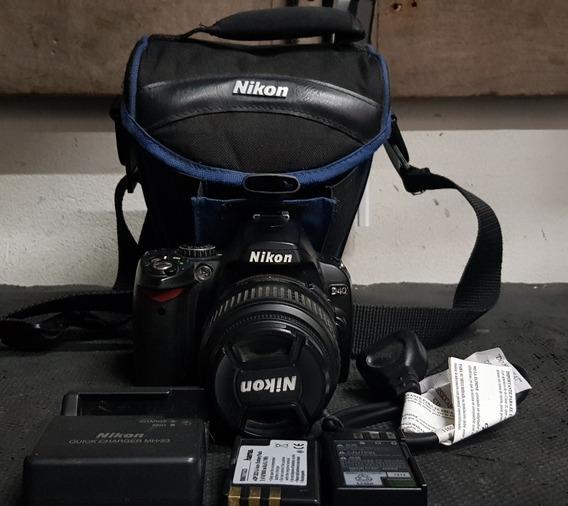Cámara Nikon D40 Usada