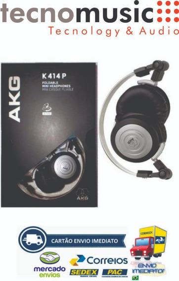 Fone Akg K414 P - Original Usa