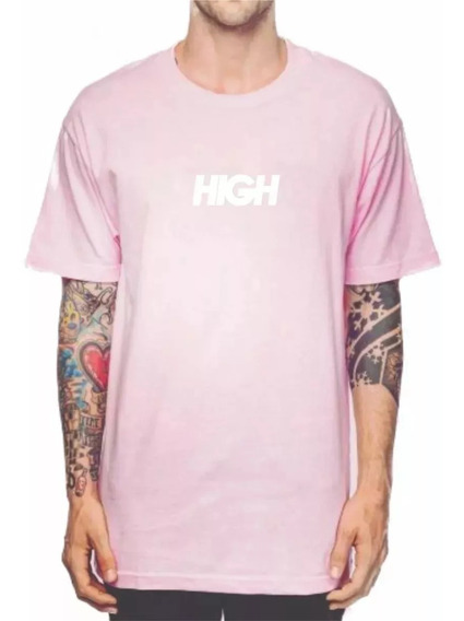 Camisa High , Diamond/grizzly/palace Camiseta