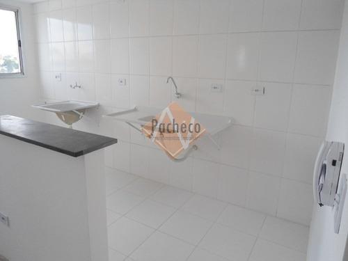 Imagem 1 de 14 de Apartamento Na Penha, 3 Dormitórios, 1 Vaga, 50m² R$ 350.000,00 - 1246