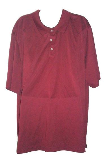 Playera Tipo Polo Hombre Moderna Camisa Manga Corta Talla 2xl Seminueva Liquidacion $350a