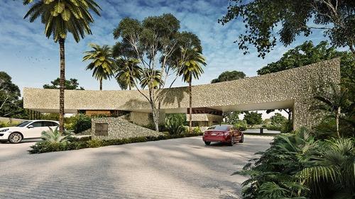 Lotes Residenciales En Venta Con Campo De Golf, Privada Provincia, Mérida Norte