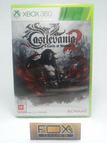 Xbox Jogo Castlevania Lord Of Shadow 2