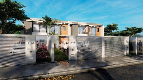 Imagem 1 de 9 de Casa Com 2 Dormitórios À Venda, 94 M² Por R$ 429.000 - Centro - Portão/rs - Ca3939
