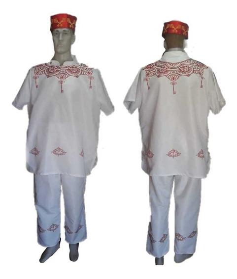 Ropa De Religion Conjunto De Micro Fibra Gandola Y Pantalon