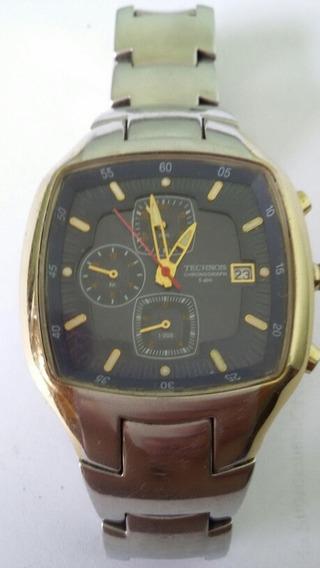 Relógio Technos Chrongraph (8h)