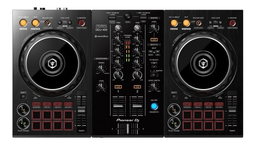 Controlador Pioneer Ddj-400 Audio I/o Nuevo Rekordbox Dj