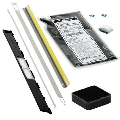 Toshiba 2540 2040 3040 Fc25k (6lj04578000) Black Developer