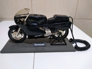 Moto Telefone Kawasaki Antiga Envio Normal Correio