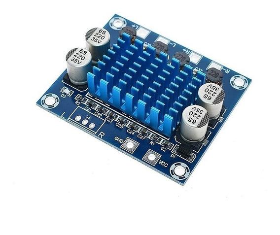 Placa Amplificadora De Audio Tpa3110 Xh-a232 Stereo 2 X 30w