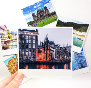 Imprimir Fotos Polaroid Revelado Digital 10x9,6 X 50 Fotos