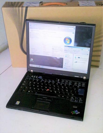 Laptop Ibm Lenovo Thinkpad T60 (130vrd)