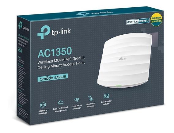 Access Point Tp-link Wireless Dual Band Gigabit Eap225 Teto