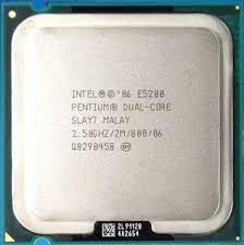 Chip De Processado Intel Pentiu Dual Core